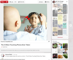 Pinterest for Hospitals